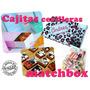 Cajita Cerillos Dulcero Personalizada Diseño Caja Recuerdo