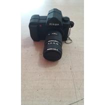 Pen Drive Personalizado Maquina Fotografica Nikon 4gb