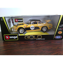 Alpine Renault A110 1600s 1971 Burago 1:18 Icp