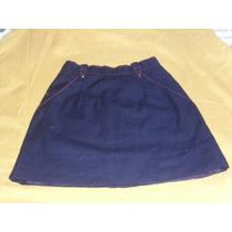 Mini Falda Vintage Cintura Alta! De Invierno!
