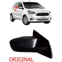 Retrovisor Ford Ka Lado Direito Ano 2014 2015 Original