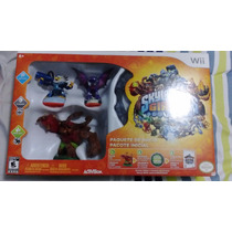Skylander Giants + 2 Figuras Extra - Nintendo Wii - Barato