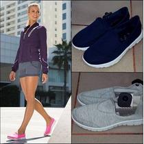 Zapatillas De Dama Tipo Sckeachers Go Walk