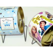 Souvenirs Latas Alcancias Carameleras Cajas Personalizadas