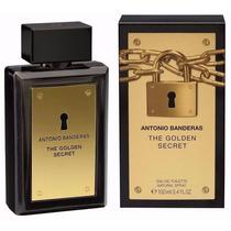 Perfume Antonio Banderas The Golden Secret Masculino 100ml
