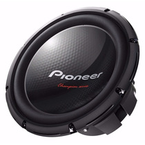 Alto Falante Subwoofer Pioneer 400w Rms 12 Pol. Ts-w310 S4
