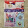 Revista Ponto Cruz N6 Jogo Americano Toalha Almofada Lençol