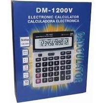 Calculadora Casio Dm-1200v