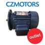 Motor Eléctrico 0,5hp Czerweny Brasil Discontinuo - Czmotors