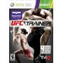 Ufc Trainer Xbox 360 - Jogo Semi Novo Para Kinect