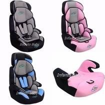 Cadeira Cadeirinha Auto Poltrona Carro Bebe 9 A 36 Kg