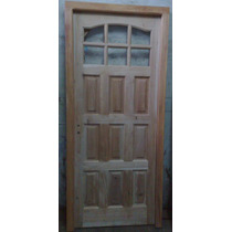 Puertas, Portones Y Ventanas En Cedro Somos Fabricantes