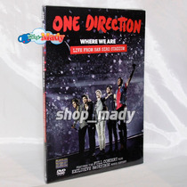 One Direction: Where We Are Live From San Siro Stadium Dvd