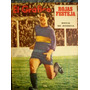 Rojitas De Boca / El Grafico 2397 De 1965 Ferro