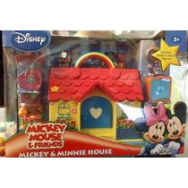 Casa De Mickey Y Minnie De Juguete Disney Original