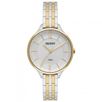 Relógio Orient Ftss0041 S2kx Feminino Doura Prata - Refinado