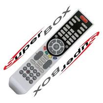 Controle Remoto S-u-p-e-r-box Prime Hd 2