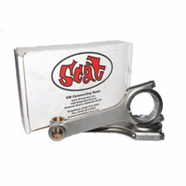 Biela Forjada Scat Motor Gm Opala 6 Cilindros 6 Com Arp