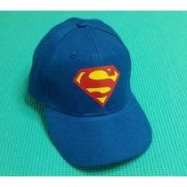 Gorra Para Niños De Superman