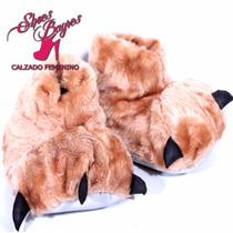 Pantufla Niñas Talles Del 23-33 Garra Baby De Shoes Bayres