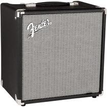 Amplificador Fender Rumble 100 V3 P/ Bajo 100 W Combo 1x12