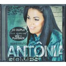 Cd Antonia Gomes - Substituto (duplo Cd+pb)