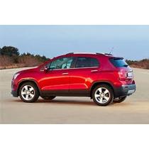 Barras Rack Rieles Verticales Chevrolet Trax Originales