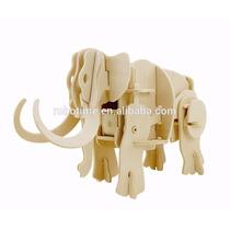 Quebra-cabeça 3d Mammoth