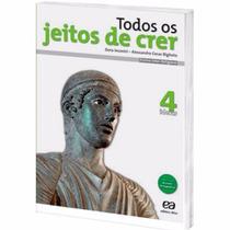 Livro Ensino Inter-religioso Todos Os Jeitos De Crer 4 Ideia
