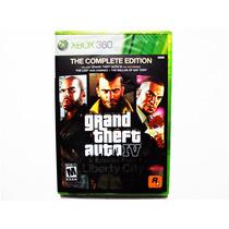 Grand Theft Auto Iv Complete Edition Nuevo - Xbox 360