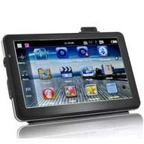 Gps 7¨, Tv Digital Garmin Xt + Mapas Igo , Bluetooth, Stock!
