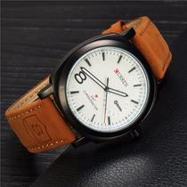 Relógio Curren Original Estilo Militar - Mais Vendidos!!!
