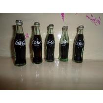 Botellas De Coca Cola Coleccion De Varios Paises