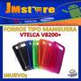 Forro De Silicon Vtelca V8200+