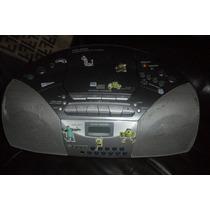 Radio Reproductor Sony Usado Con Control