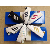 Zapatos Adidas Superstar 100% Originales Damas Y Caballeros