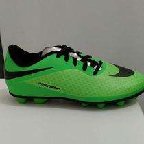 Tenis Nike Hypervenom De Futbol