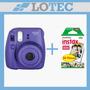 Camara Fujifilm Fuji Instax Mini 8 Violeta +20 Fotos Regalo