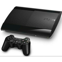 Ps3 Super Slim 12gb// Novo//super Oferta Aproveitem!!!