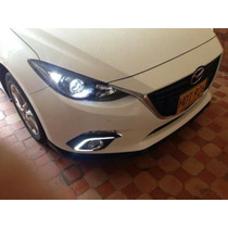 Drl Mazda 3 2014-2016 Bisel Led Luz Diurna