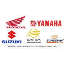 Catalogos Manuais Motos Honda Peças Serviços Propriet Em Pdf