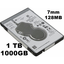 Hd De 1tb 1 Tera Notebook Ps4 Ps3 Xbox 5400rpm 128mb 7mm