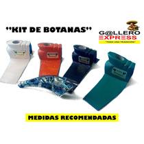 Kit De Botanas Para Gallos De Pelea