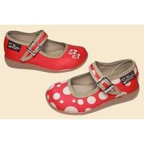 Zapatos Hot Chocolate Design Mini Honguito Talla 24