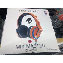 Audifonos Manos Libres Skull Candy Mix Master Cd De Mx
