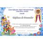 Diplomas, Certificados Y Reconocimientos Personalizados