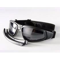 Óculos Albatross Msa Fume Ideal Tbm Para Ciclista C.a18066