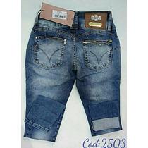 Calça Jeans Oppnus Feminina Cigarrete Skinny Daniela 2503