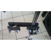 Clamp Para Tom Holder Ou Extensor De Prato