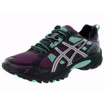 Zapatillas Asics Gel Venture Mujer Trail Running Trekking